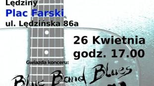 V Blues Kwiecień Granie