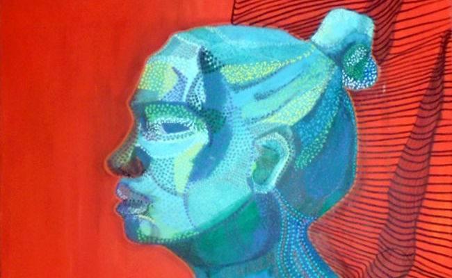 Wystawa malarstwa Darii Stanclik