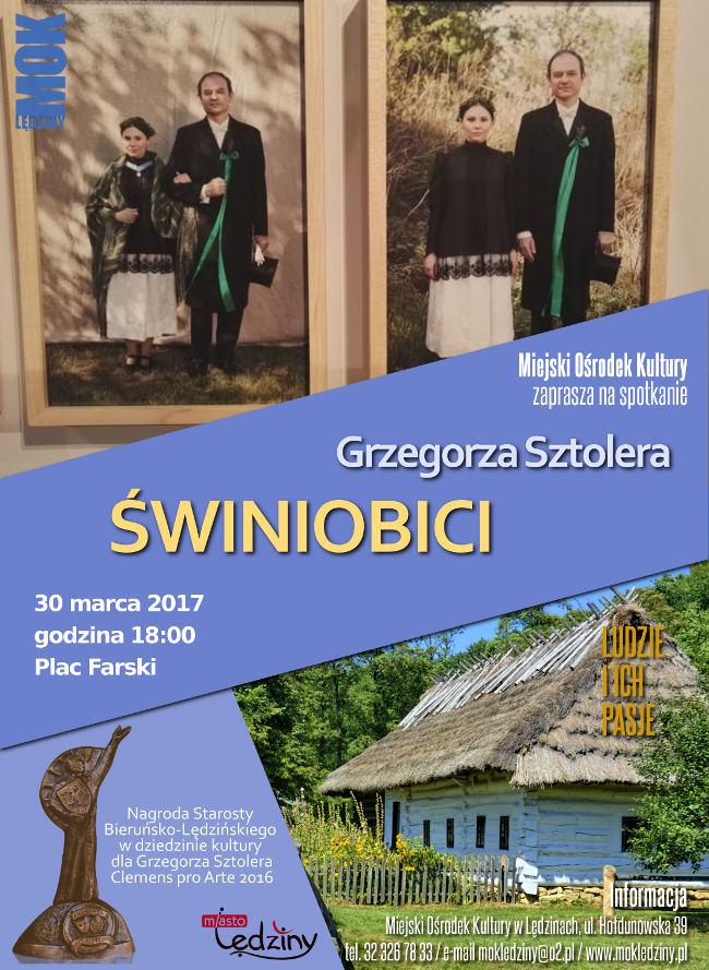 """Prelekcja Grzegorza Sztolera """"Świniobici"""""""