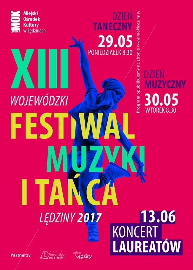 XIII Wojewódzki Festiwal Muzyki i Tańca