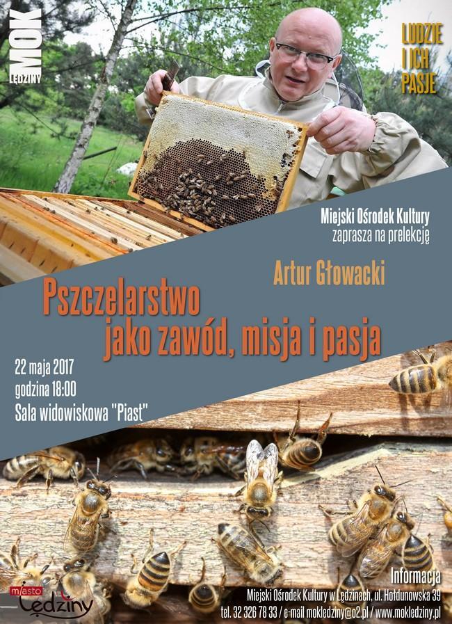 Prelekcja Pszczelarstwo