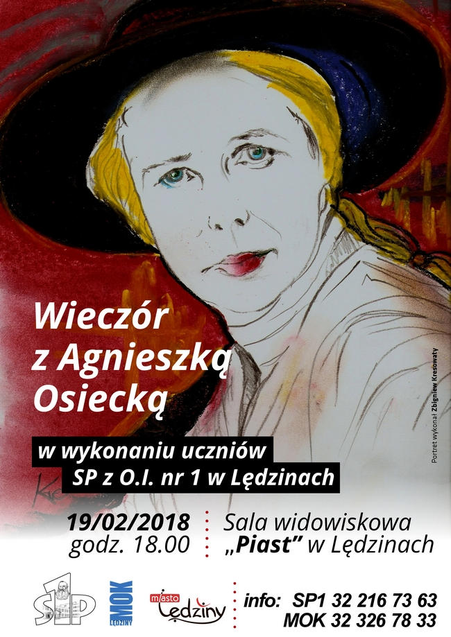 Wieczór z Agnieszką Osiecką