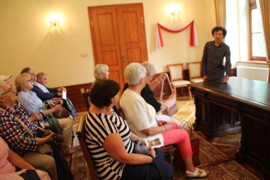 wizyta w Kozach
