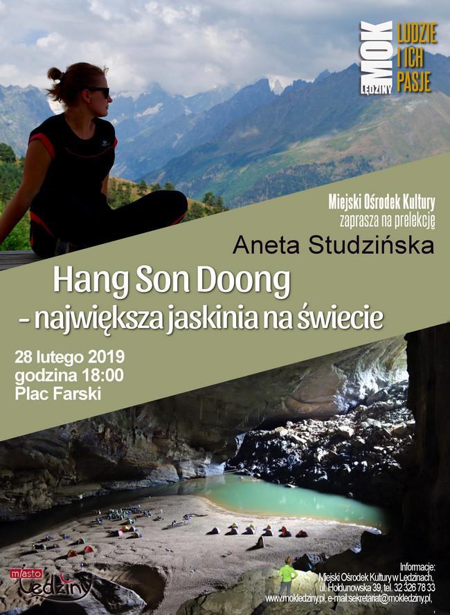 Ludzie i ich Pasje – spotkanie z Anetą Studzińską
