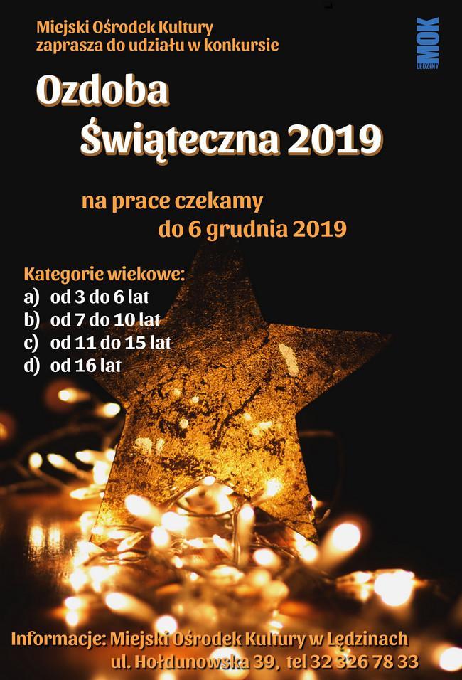 konkurs-ozdoba-swiateczna-2019